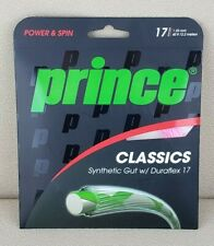 Prince Classics 1.25 mm Synthetic Gut w/ Duraflex 17 Pink