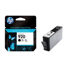 ORIGINAL HP Tintenpatrone Nr. 920 Schwarz CD971AE Black Neu *OVP*