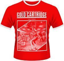 Sega - Gold Cartridge T-Shirt Homme / Man - Taille / Size XL PLASTIC HEAD