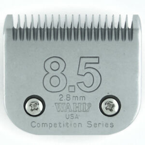 Wahl Competition Blade #8.5 - Leaves 3mm - Fits Andis, Oster, A5