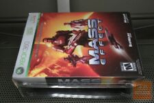 Mass Effect Limited Collector's Edition (Xbox 360 2007) FACTORY SEALED! - RARE!