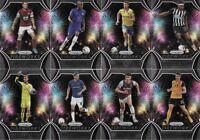 2020-21 Panini Prizm Premier League Fireworks Lot of 8 Finish Your Set