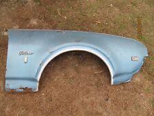 1968 Oldsmobile Cutlass 442 passenger side front fender
