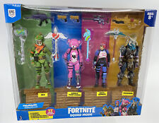 Fortnite Squad Mode 4 Figure 12cm Rex Cuddle Team Leader Ragnarok Battle Royal