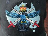 Australian Nashos Cap Official National Servicemen's Association