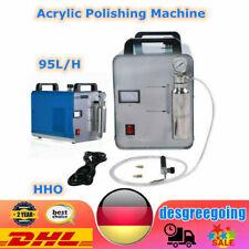 95L HHO Sauerstoff Wasserstoff Gasflamme Generator Acryl für Acryl HHO Schweißer
