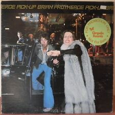 "BRIAN PROTHEROE ""Pick Up"" (Vinyle 33t / LP) 1978 - Pressage US -  For Promo ONLY"