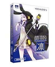 AHS Yuzuki Yukari Lin Power VOCALOID4 DVD Software JAPAN NEW FREE EMS