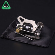 Outdoor Camping Titanium Alloy Cooking Burner Folding Gas Stove BRS-3000T 2700W
