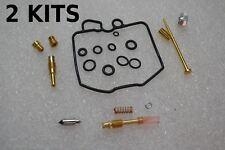 2x Honda 1982 CM450C CM450E CB450SC CB450T Carburetor Carb Rebuild Kit - 2 KITS