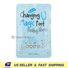 [ TONY MOLY ] Changing U Magic Foot Peeling Shoes +NEW Fresh+