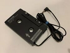 Aiwa Car Cassette Adapter Cap-6 to Play Music Audio Jack -iPod Mp3 Smartphones