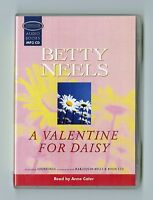 A Valentine for Daisy - by Betty Neels - MP3CD - Audiobook