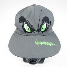Goosebumps EYES YOUTH Hat Cap Adjustable Vintage EUC Snapback a289fe4165d0