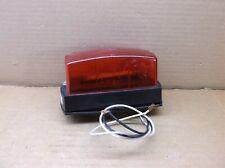 LP1 STREAMLINE RED Federal Signal Red Strobe Light