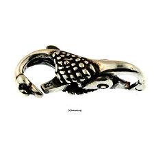 Authentic Trollbeads Silver Swan Lock 10115 (Incl. Orig. Packaging)