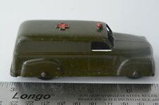 "TootsieToy 4.5"" Military Ambulance - Made In USA"