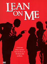 Lean on Me BRAND NEW DVD (Morgan Freeman, Beverly Todd, Robert Guillaume)