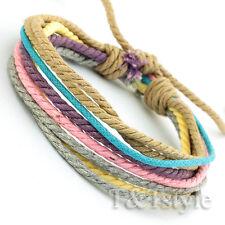 STYLISH T&T Colourful Bracelet Wristband NEW