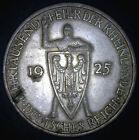 1925 Silver 5 Reichsmark German XF 5 Mark Coin Extra Fine Germany