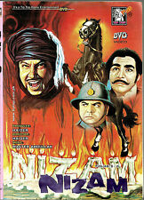 NIZAM - (PUNJABI) NEW ORIGINAL LOLLYWOOD DVD - FREE UK POST