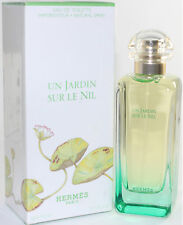 Un Jardin Sur Le Nil 1.6/1.7 Oz Eau de Toilette  Spray By Hermes New In Box