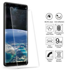 Samsung Galaxy Note 8 Full Coverage 3D Clear Glass Curved Screen Protector Guard