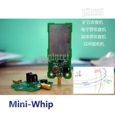 Mini-Whip Active SDR Antenna Medium Shortwave for Ore Radio Tube Receiver