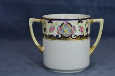 Gilded  Hand Painted Nippon Condensed Milk Holder