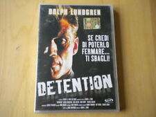 Detention DVD azione dolph Lundgren Karzis Furie lingua italiano inglese