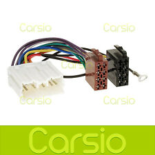 Mitsubishi Lancer, Pajero, Shogun ISO cableado arnés Adaptador Conector pc2-46-4