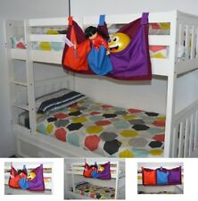 BUNK BED POCKET ORGANISER - WILL SUIT MOST SINGLE KING SINGLE & DOUBLE BUNKS