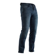RST 2284 Aramid CE Men's Textile Jean In Dark Wash Blue (no Protectors)