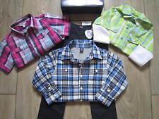 Chemise à carreaux GAP 4 Ans NEUVE + 2 chemises OFFERTES