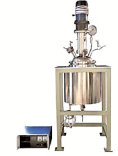 New Listingstainless Steel High Pressure Reactor Autoclave Vessel 10 L