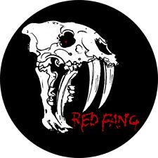 IMAN/MAGNET RED FANG . stoner kyuss kadavar graveyard comets on fire bad wizard