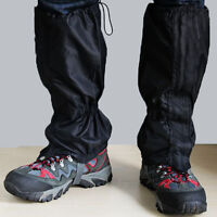 1Pair Waterproof Outdoor Hiking Walking Climbing Hunting Snow Legging Gaiters、AU