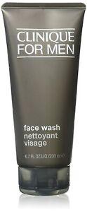 CLINIQUE for Men Face Wash Nettoyant Visage 6.7 fl oz/ 200 ml