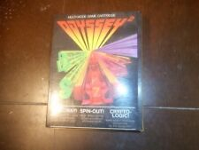 Odyssey 2 Speedway Spin-out Crypto complete in box with manual Combined Shipping