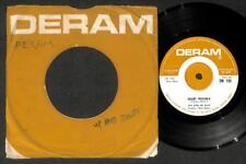 "The Eyes of Blue Heart Trouble Mod Psych Deram 1966 Rare Hong Kong 7"" EP EEP1659"