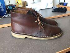 Clarks Beeswax Desert Boot Chukka Crepe Size 8.5