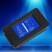 PZEM-015 Battery Monitor Meter LCD Affichage numérique Détecteur de test de