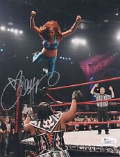 Christy Hemme Signed Autographed 8x10 Photo JSA Authenticated WWE WWF TNA
