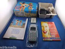 100% Original Nokia 3410 Weiss Hell Blau Kult Handy Neu NEW Made in GERMANY OVP