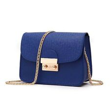 Women Leather Messenger Small Bag Clutch Shoulder Bag Crossbody Bag Lady Handbag
