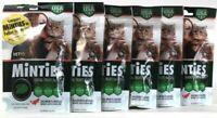 6 Bags VetIQ Minties 2.5 Oz Salmon Flavor Complete Oral Care Dental Cat Treats