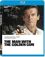 The Man With the Golden Gun [New Blu-ray] Widescreen