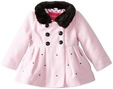 """NEW Pink Baby Girl """"London Fog"""" Winter Coat Size 18 months Toddler Outerwear"""