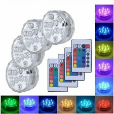 Swimming Pool Light Rgb Led Bulb Remote Control Underwater Color Vase Floating