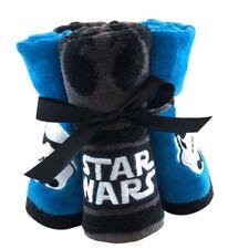 Disney Star Wars 6 Piece Bath Wash Cloth - Darth Vader - Brand New/ Sealed.